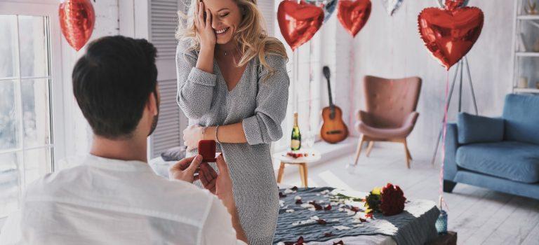 Comment faire votre demande en mariage?