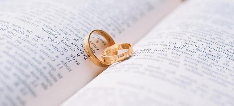 bague de mariage