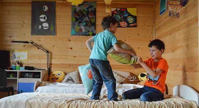 Le meilleur matelas pour un lit cabane pour enfant